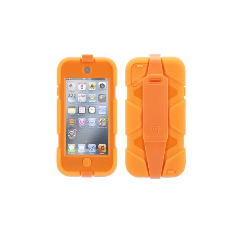 Griffin Survivor Hardcase iPod Touch 5G orange