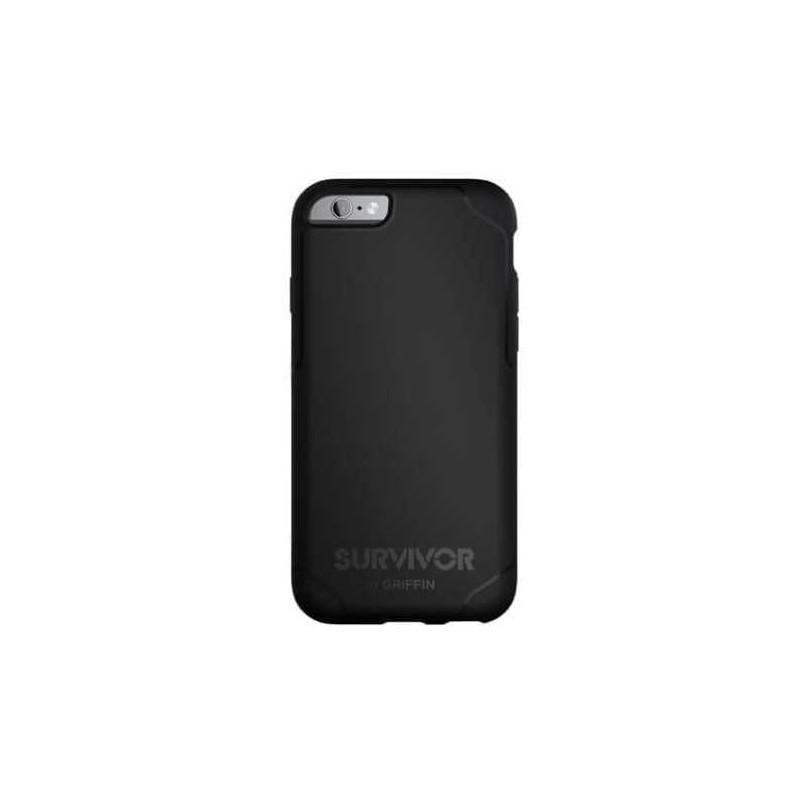 Griffin Survivor Journey hardcase iPhone 6(S) schwarz