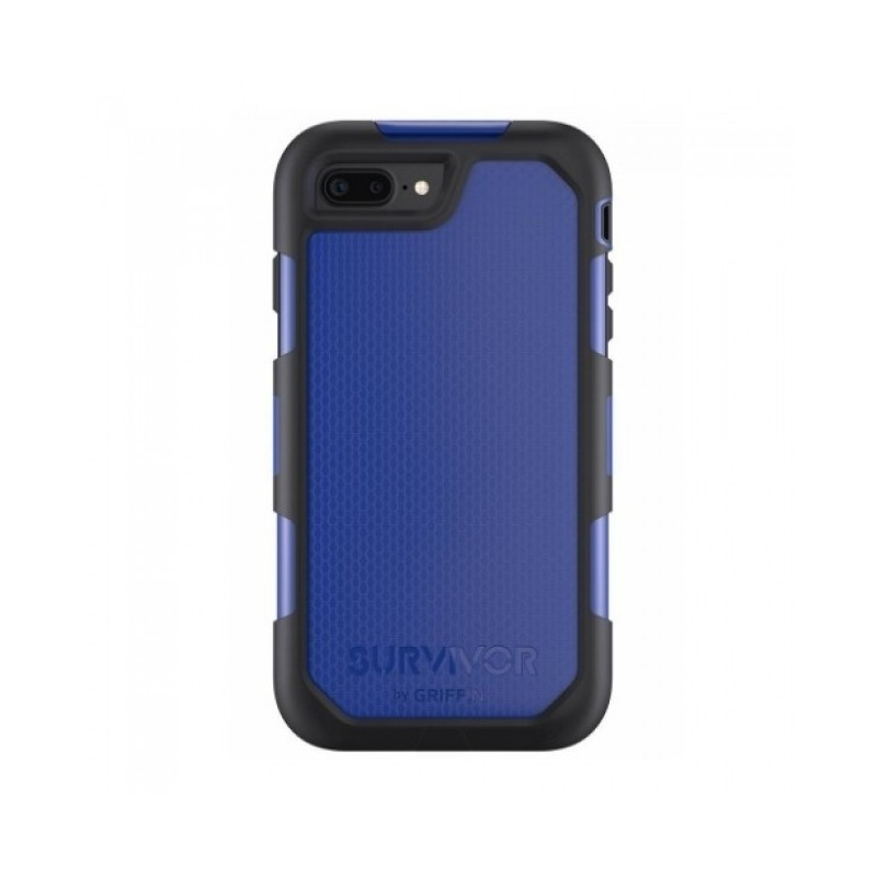 griffin survivor summit iphone 7 8 plus blau. Black Bedroom Furniture Sets. Home Design Ideas