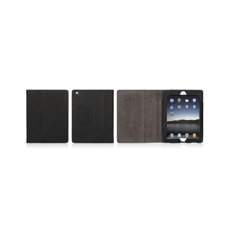 Griffin Journal Case iPad 2/3/4 schwarz