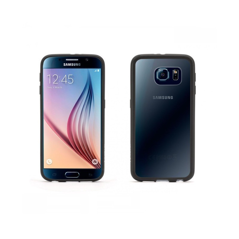 Griffin Reveal Case Galaxy S6 schwarz