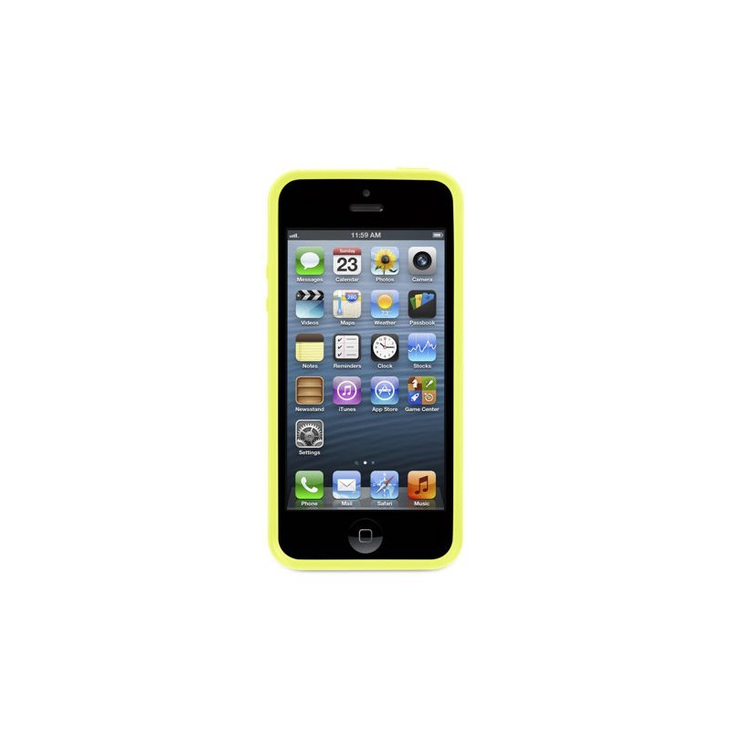 Griffin Reveal iPhone 5(S)/SE gelb