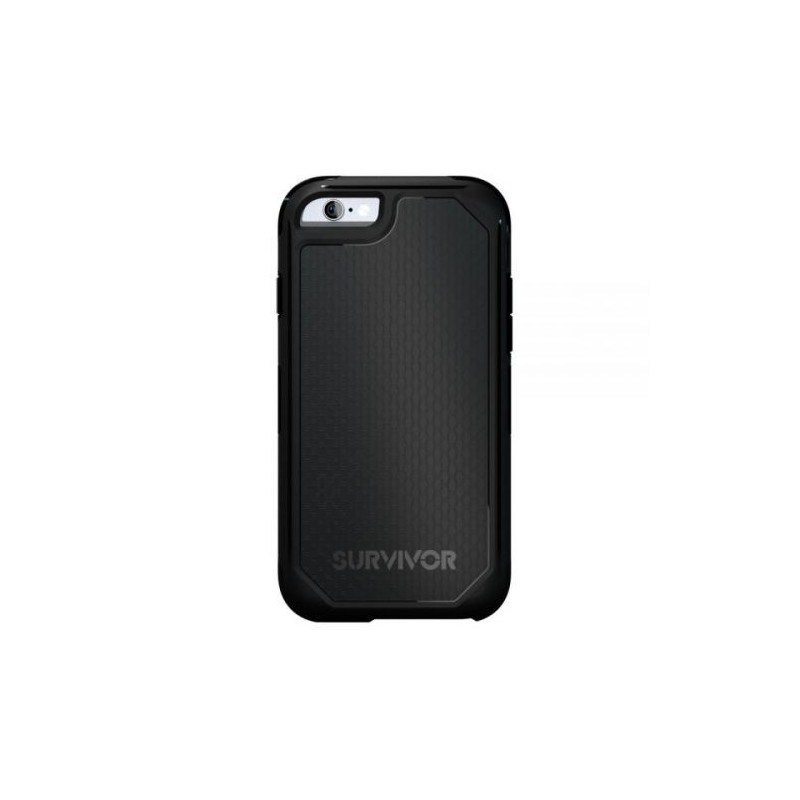 Griffin Survivor Adventure Case iPhone 6(S) schwarz