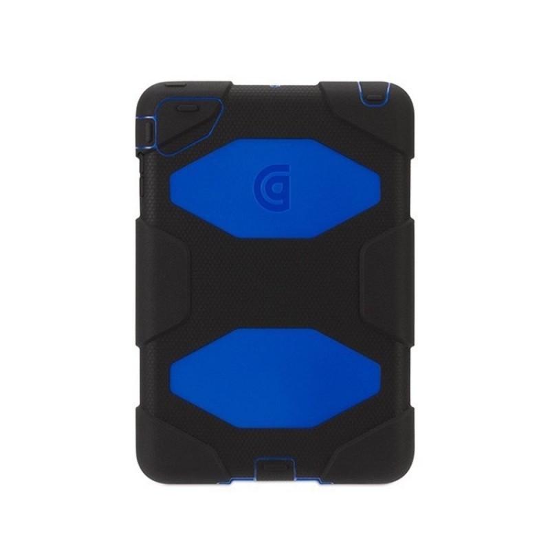 Griffin Survivor Hardcase iPad Mini 1/2/3 Blau-Schwarz