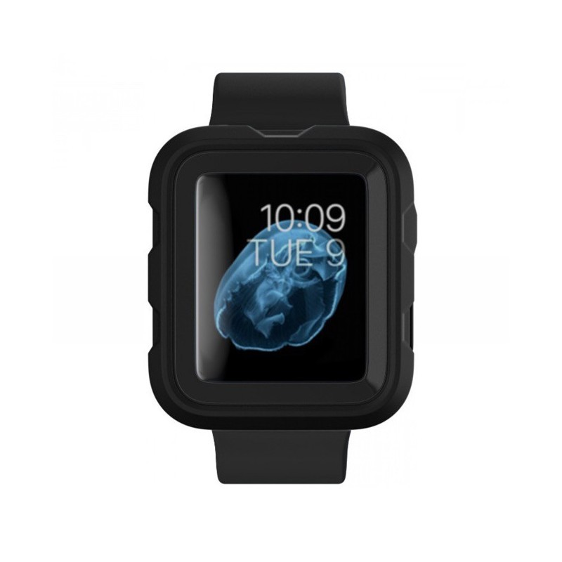 Griffin Survivor Apple Watch Hülle 38mm schwarz