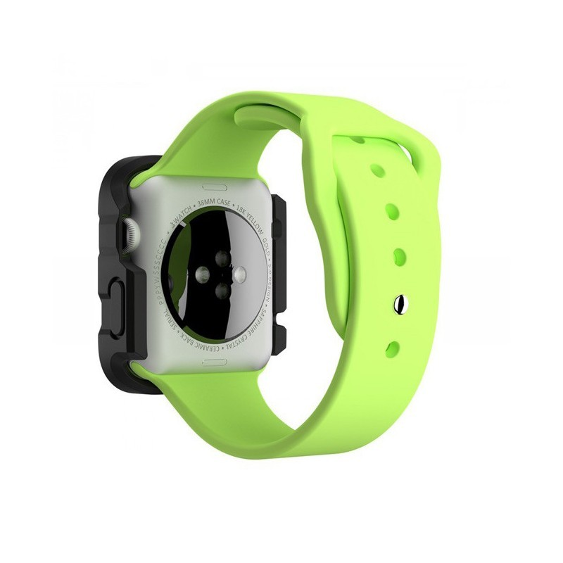 Griffin Survivor Apple Watch Hülle 42mm grün