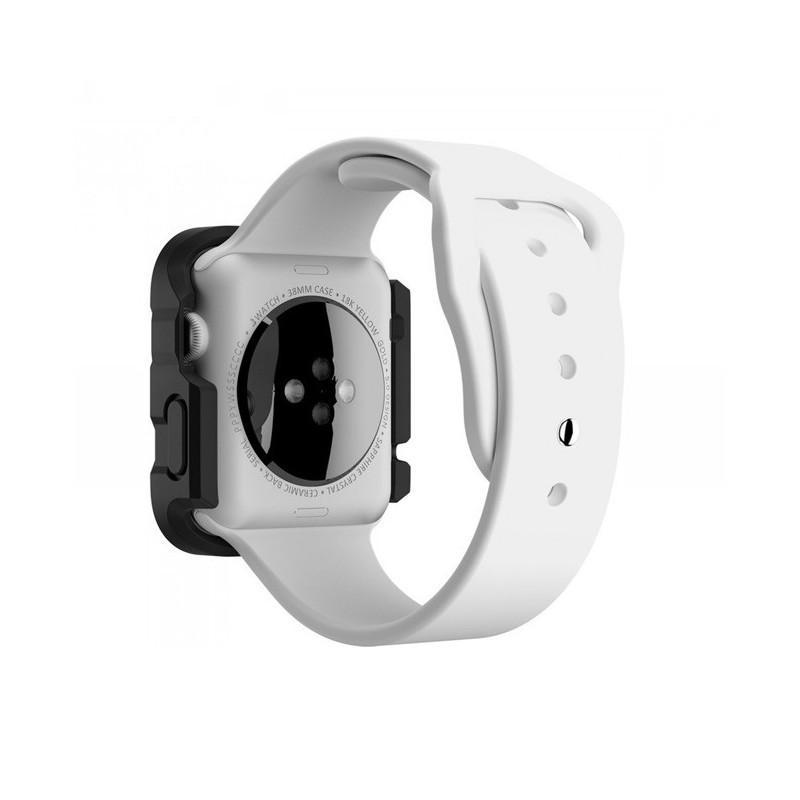 Griffin Survivor Apple Watch Hülle 42mm weiß