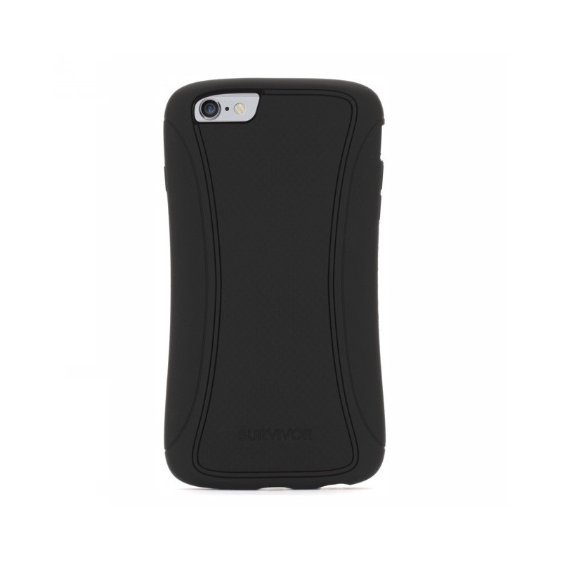 Griffin Survivor Slim iPhone 6(S) Plus schwarz