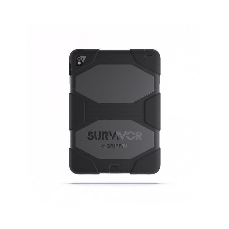 Griffin Survivor Case iPad Air 2 / iPad Pro 9.7 schwarz