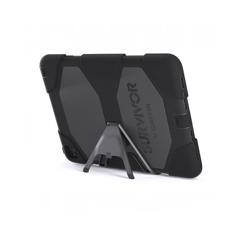 Griffin Survivor Case iPad Air 2 / iPad Pro 9.7 schwarz