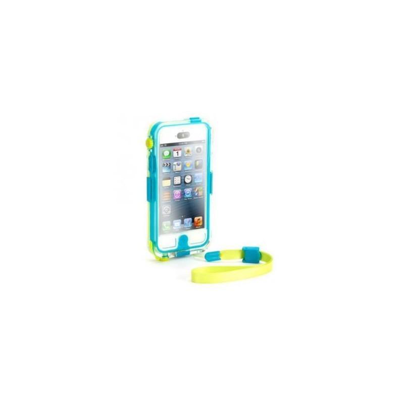 Griffin Survivor Catalyst Waterproof Case iPhone 5(S)/SE Türkis