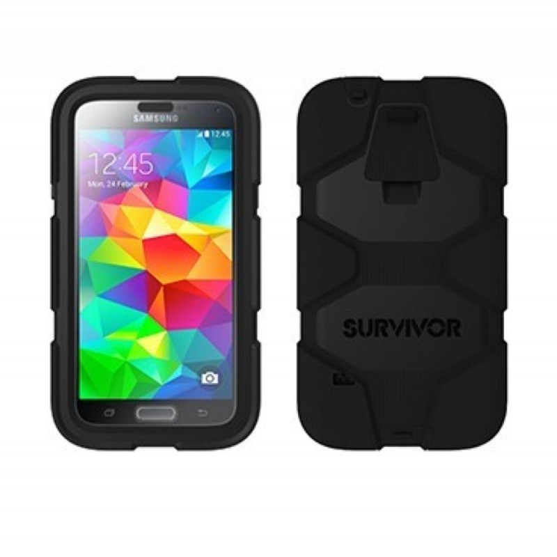 Griffin Survivor Hardcase Galaxy S5