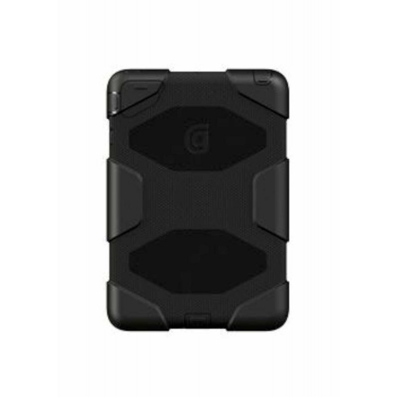 Griffin Survivor Hardcase iPad Mini 1/2/3 schwarz
