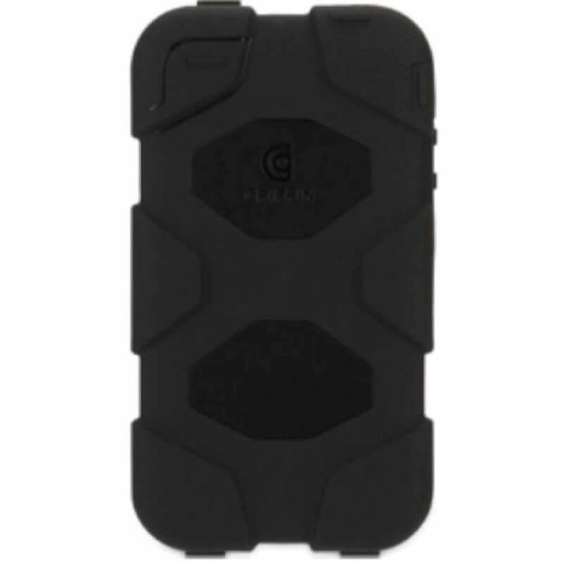 Griffin Survivor Hardcase iPhone 4(S) Schwarz