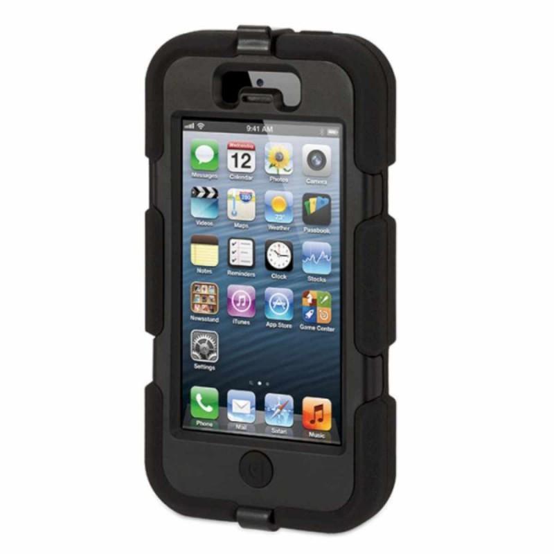 Griffin Survivor Hardcase iPhone 6(S) schwarz