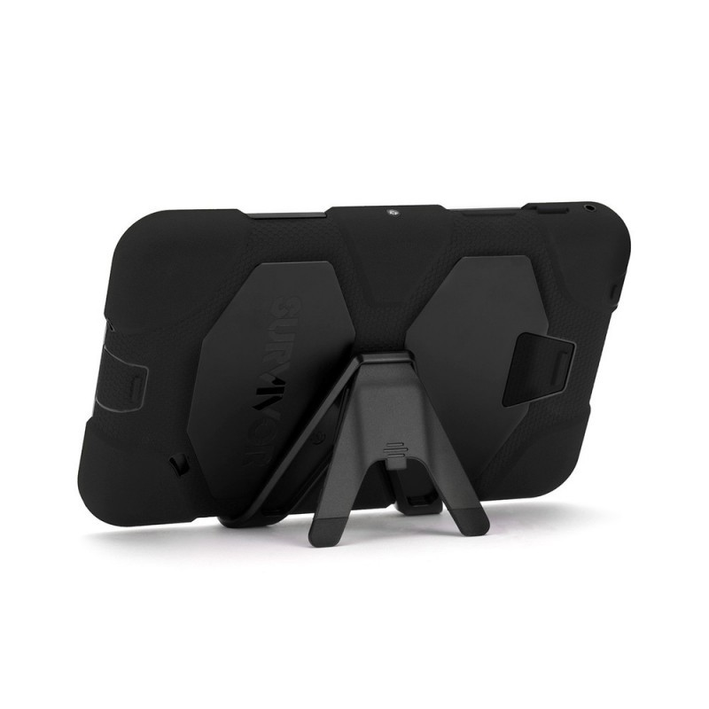 Griffin Survivor Hardcase Galaxy Tab 4 7.0 Schwarz
