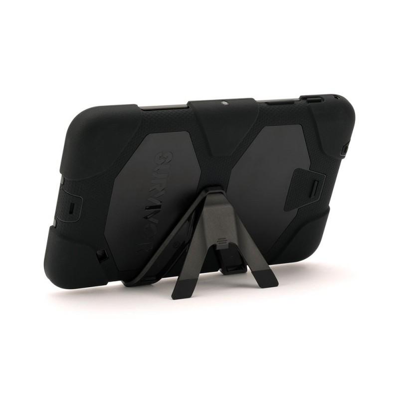 Griffin Survivor Hardcase Galaxy Tab 4 8.0 Schwarz