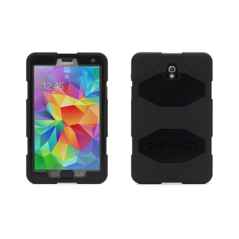 Griffin Survivor Hardcase Galaxy Tab S 8.4 Schwarz