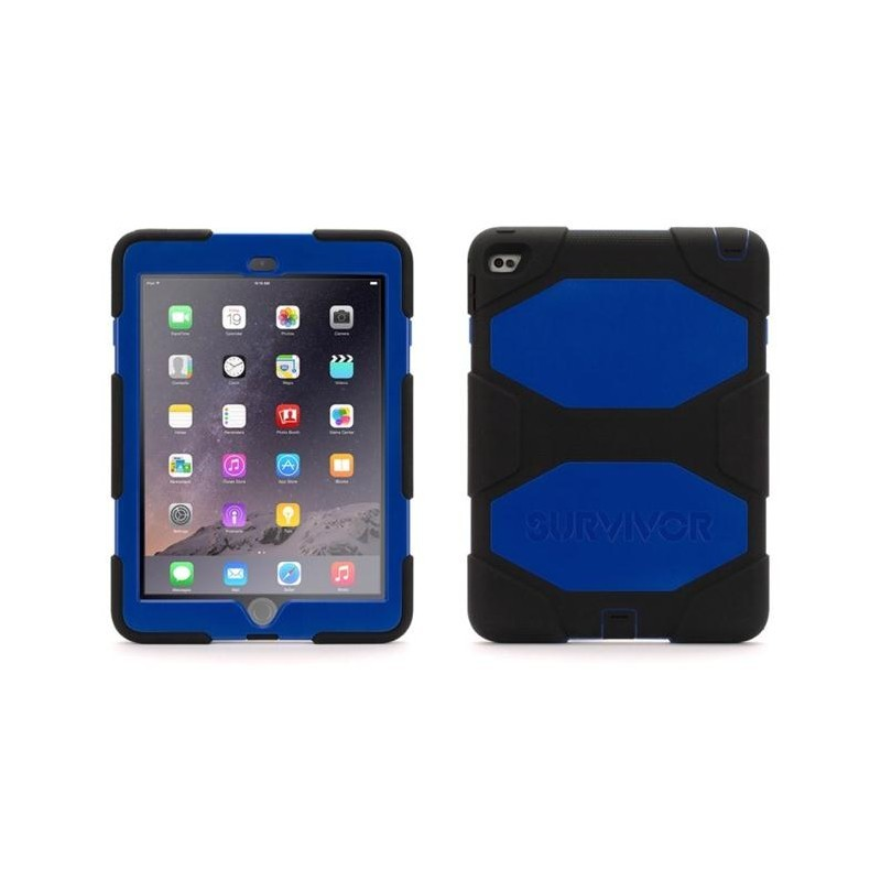 Griffin Survivor Hardcase iPad Air 2 / iPad Pro 9.7  blau