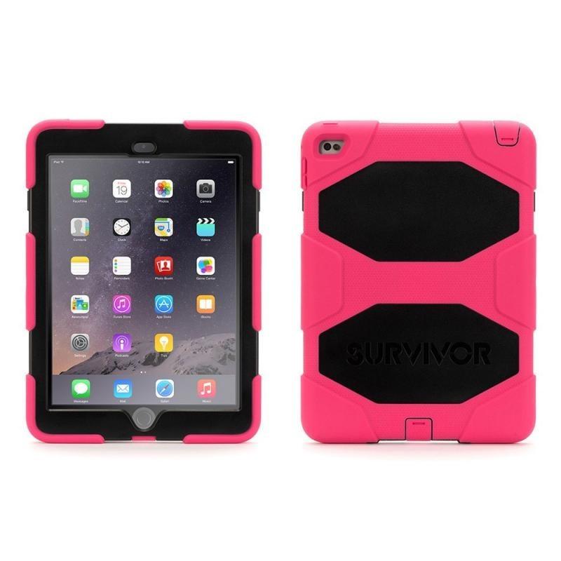Griffin Survivor Hardcase iPad Air 2 rosa
