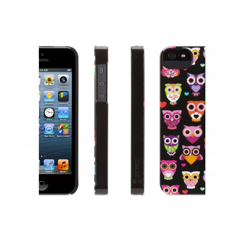 Griffin WiseEyes iPhone 5(S)/SE schwarz