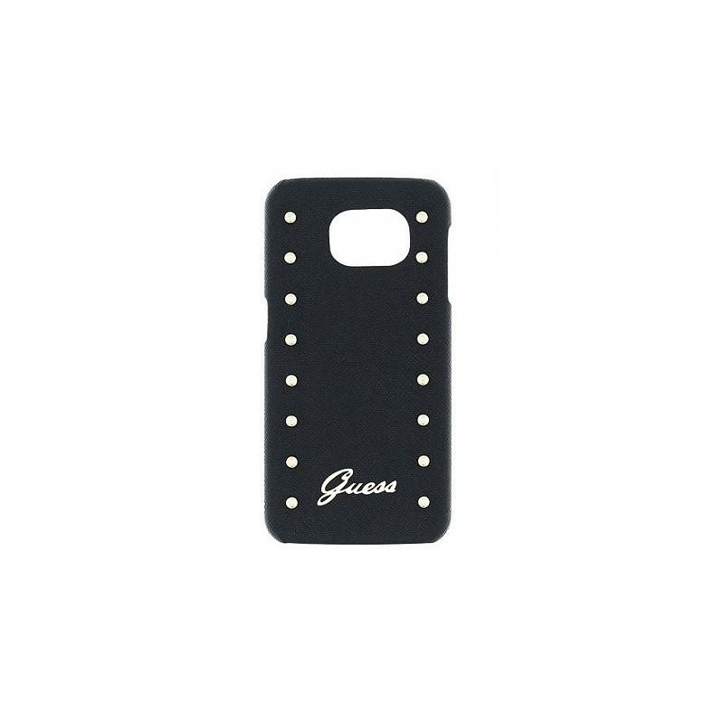 Studded Galaxy S6 Hardcase Black