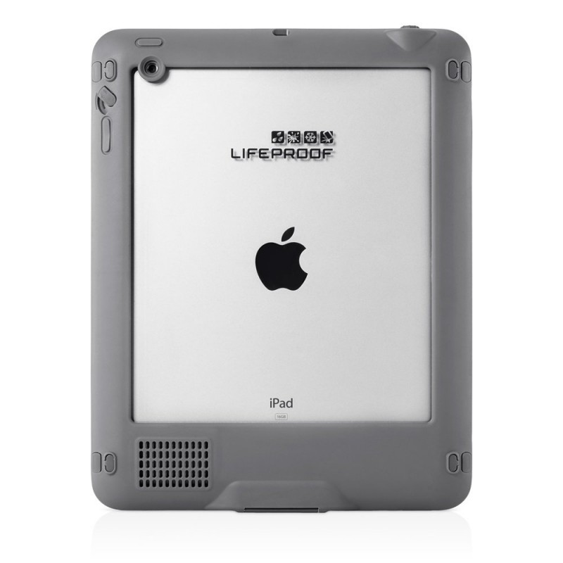 Lifeproof Nuud wasserdichtes Case iPad 2/3/4 weiß
