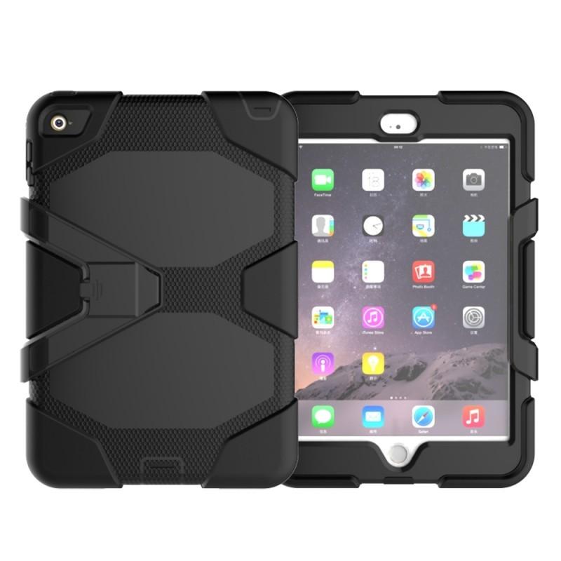 casecentive ultimate extreme duty hardcase ipad mini 4 schwarz. Black Bedroom Furniture Sets. Home Design Ideas