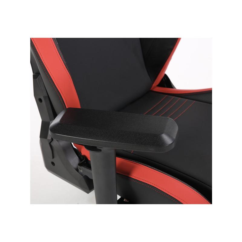 Nordic Gaming Heavy Metal Gaming Stuhl für schwere Menschen rot/ schwarz