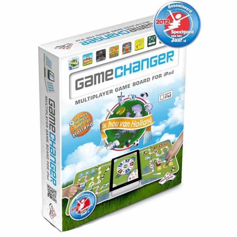 Identity Games GameChanger iPad