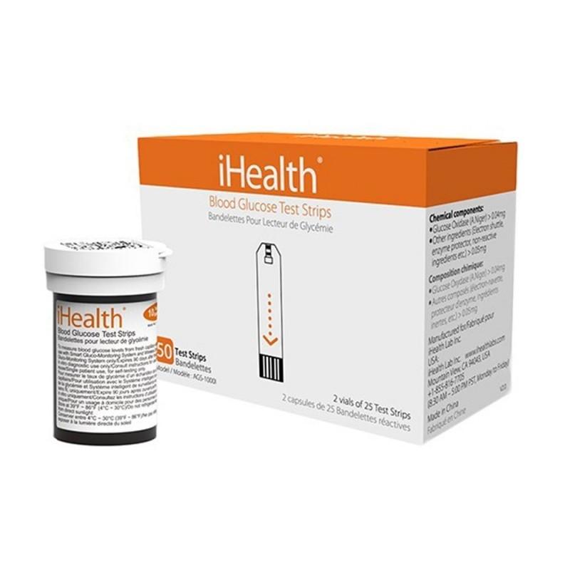 iHealth Test Strips für Wireless Glucose Meter BG5