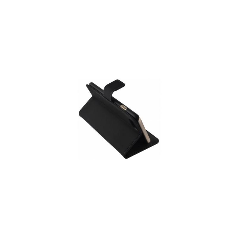 Mobiparts Premium Wallet Case iPhone 7 / 8 / SE 2020 schwarz