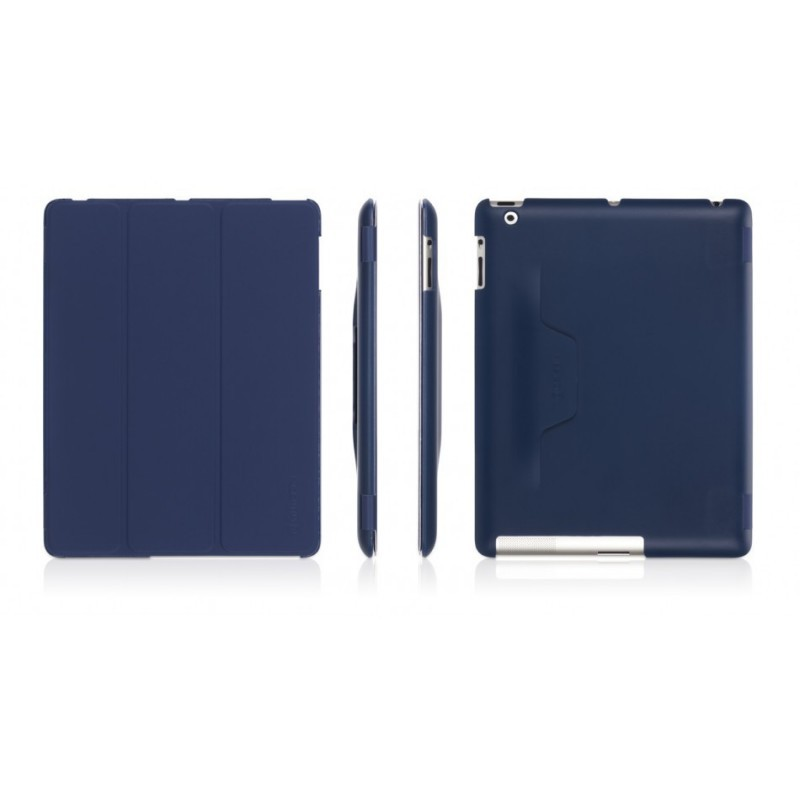 Griffin IntelliCase iPad 2/3/4 blau