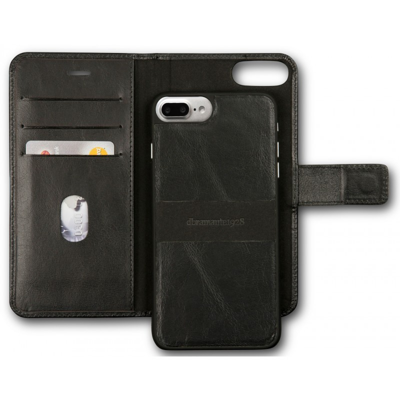 DBramante1928 Lynge 2 Case iPhone 7 plus schwarz