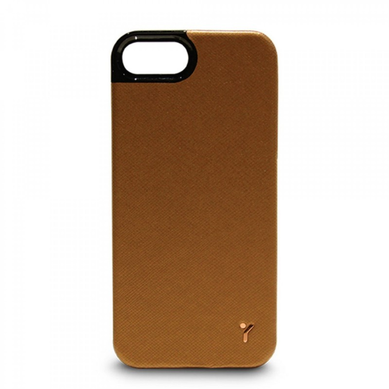 Joy Factory Royce iPhone 5(S)/SE Hardcase Bronze