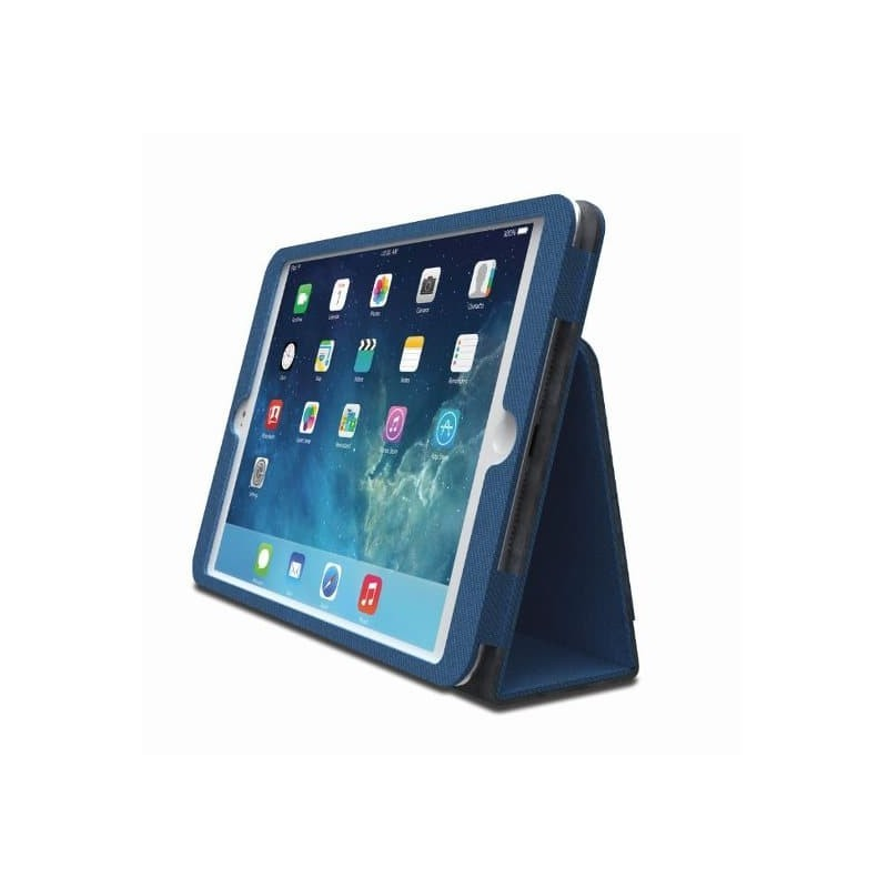 Kensington Comercio Soft Folio Case iPad Air 1 blau
