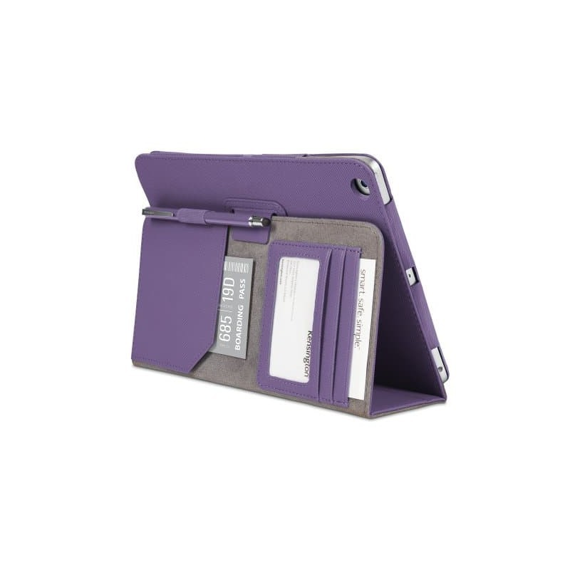 Kensington Comercio Soft Folio Case iPad Air 1 lila