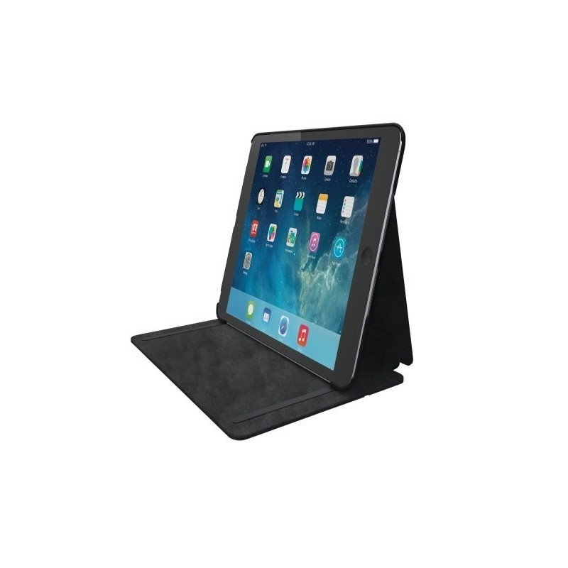 Kensington Comercio Hard Folio Case iPad Air 1 schwarz