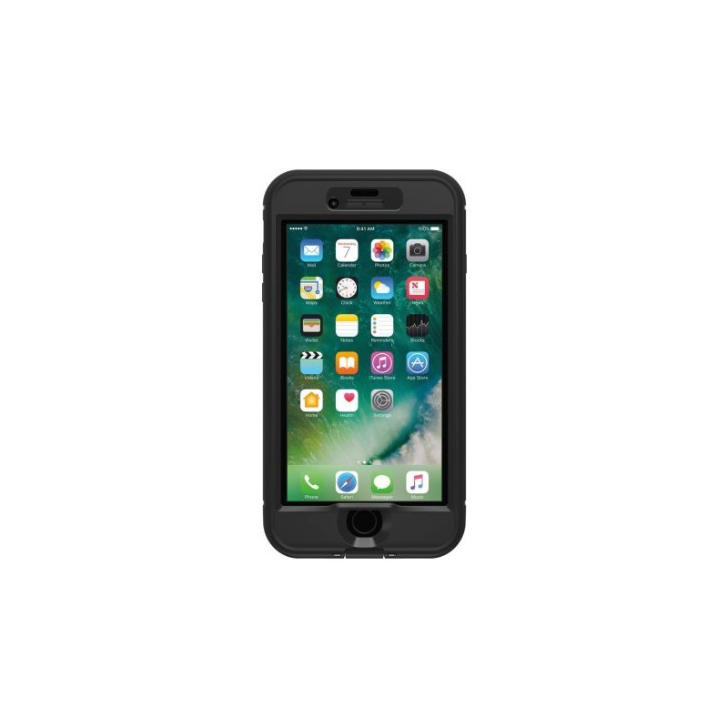 Lifeproof Nuud iPhone 7 Plus schwarz