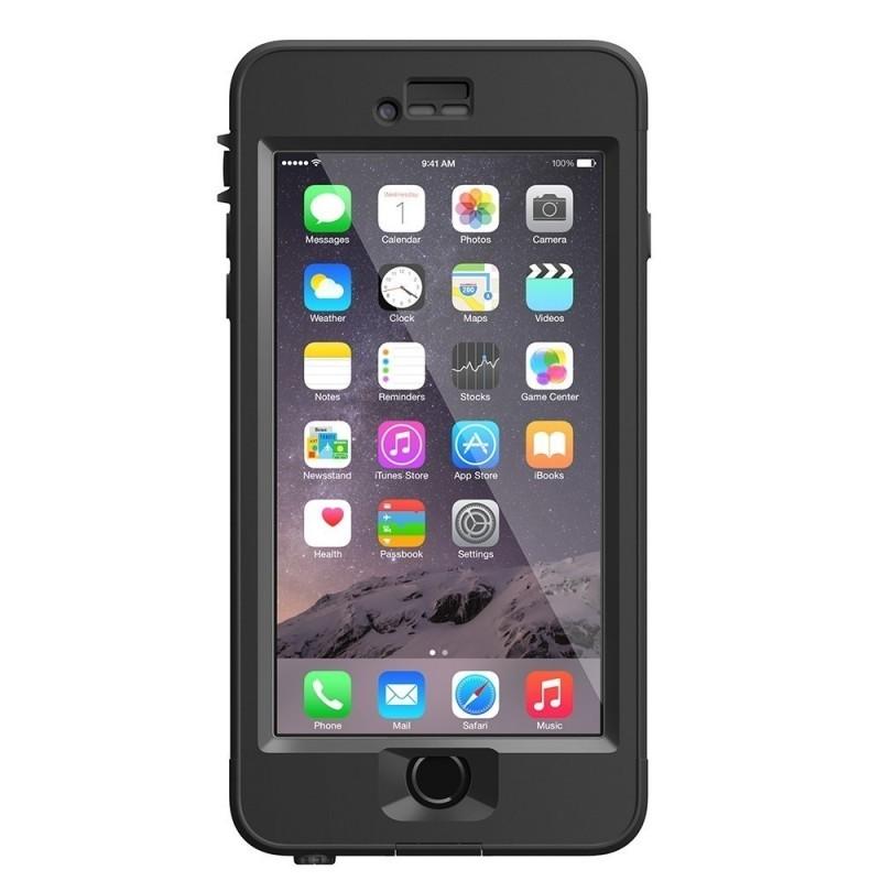 Lifeproof Nüüd Case iPhone 6 Plus schwarz