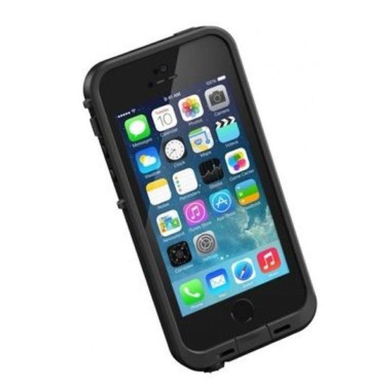 Lifeproof Fre Hülle iPhone 5(S)/SE schwarz