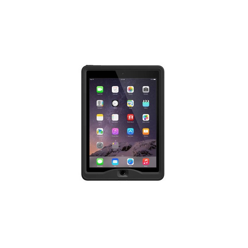 Lifeproof Nüüd Case iPad Air 2 schwarz