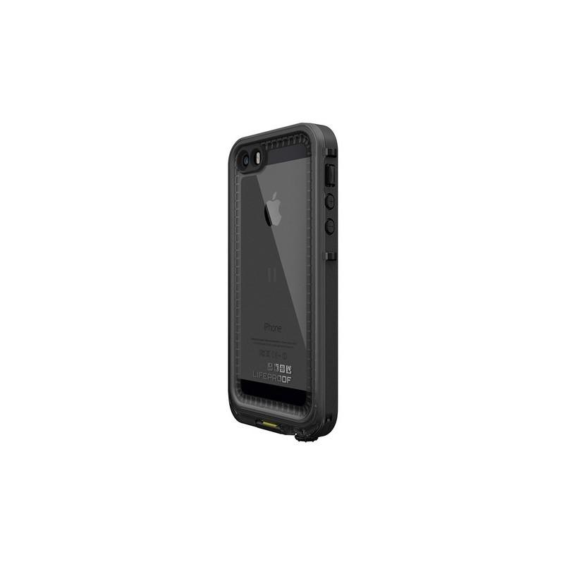 Lifeproof Nüüd Hülle iPhone 5(S)/SE schwarz