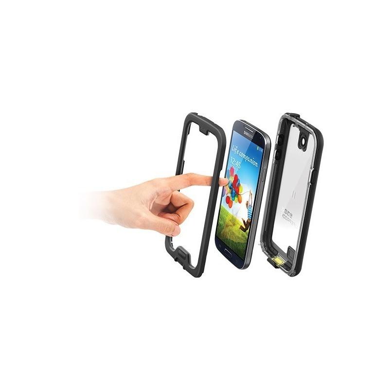 Lifeproof Nüüd Hülle Galaxy S4 Schwarz