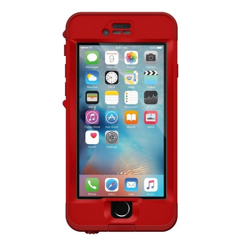 Lifeproof Nüüd iPhone 6S Rot