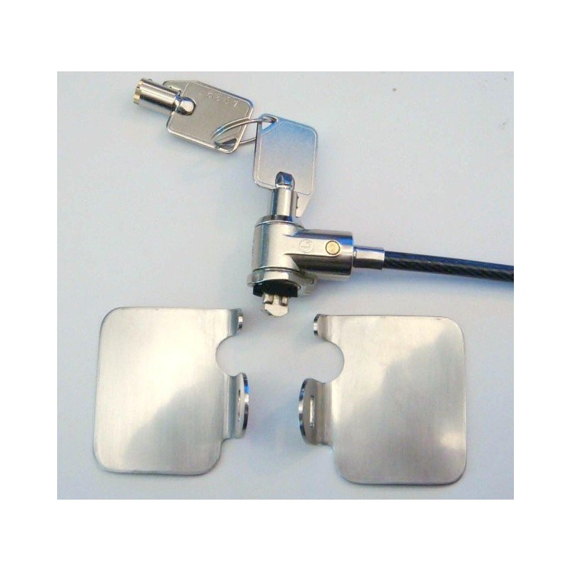 MacLocks Mac Pro Lock Security Bracket mit Security Cable Lock