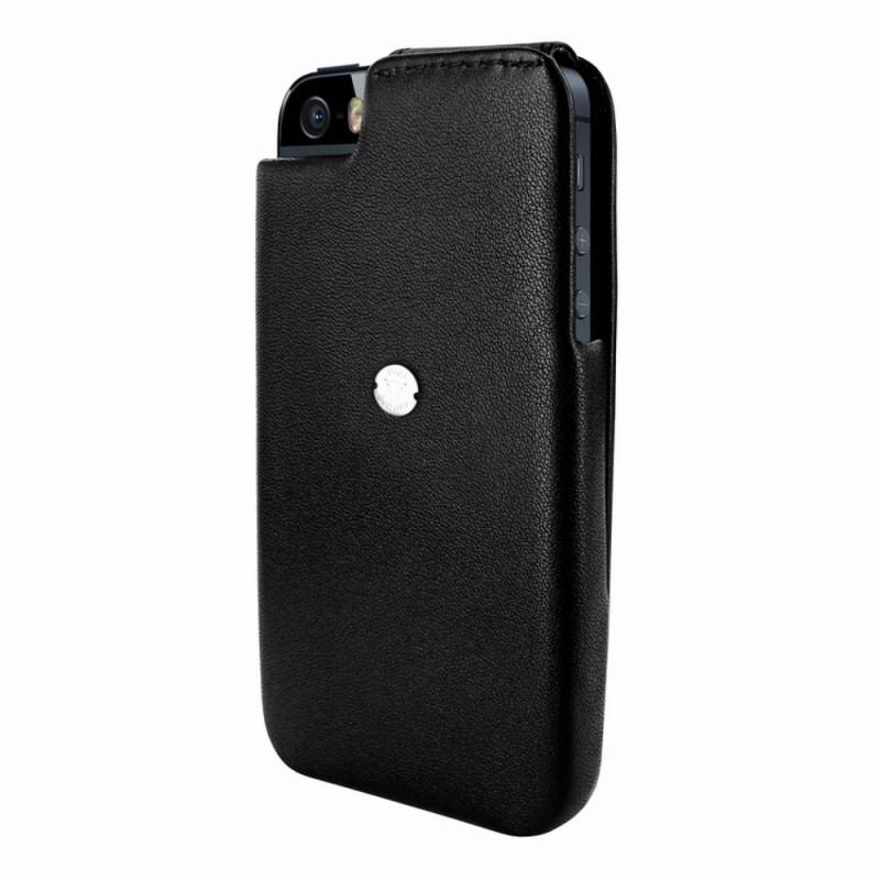 Piel Frama iMagnum iPhone 5(S)/SE schwarz