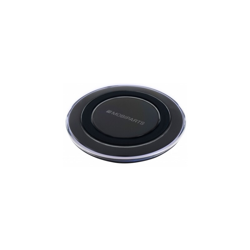Mobiparts Wireless Charger 1.5A Pad schwarz