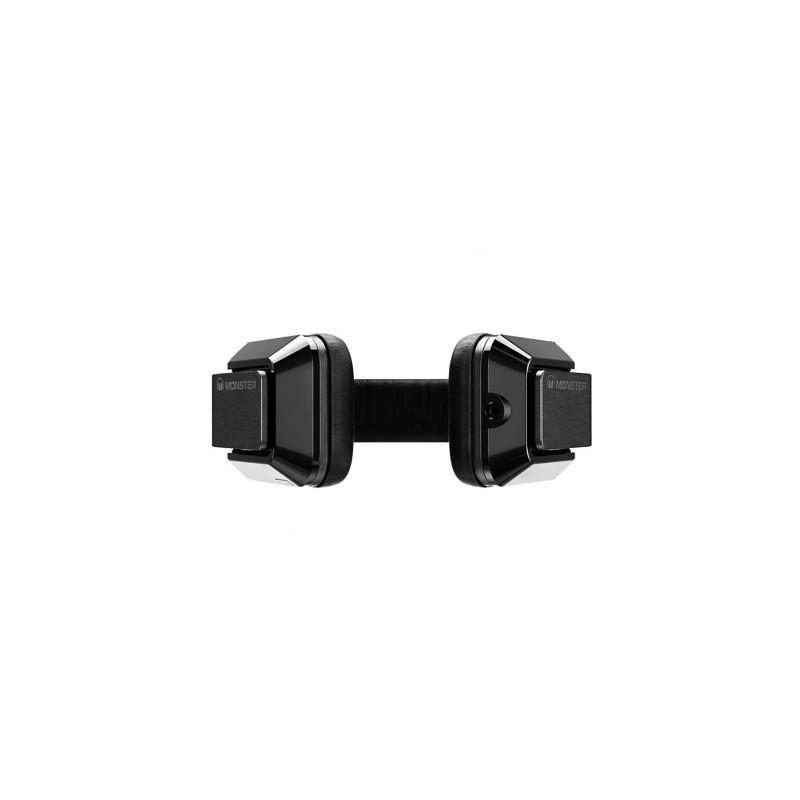 Monster Inspiration Over-Ear Kopfhörer Titanium schwarz