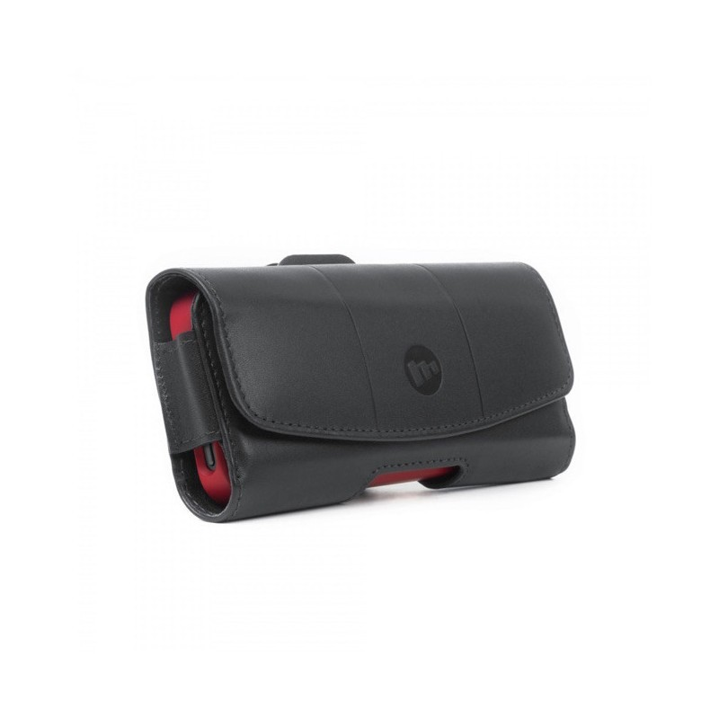 Mophie hip holster 8000 iPhone 5(S)/SE juice pack schwarz